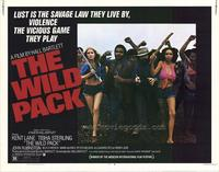 The Wild Pack - 11 x 14 Movie Poster - Style A