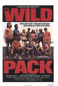 The Wild Pack - 27 x 40 Movie Poster - Style A