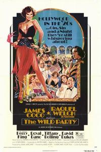 The Wild Party - 11 x 17 Movie Poster - Style A