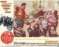 The Wild Rebels - 11 x 14 Movie Poster - Style D
