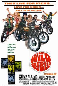 The Wild Rebels - 27 x 40 Movie Poster - Style A