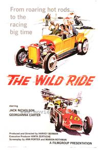 The Wild Ride - 43 x 62 Movie Poster - Bus Shelter Style A