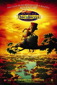 The Wild Thornberrys Movie - 11 x 17 Movie Poster - Style A
