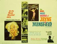 The Wild, Wild World of Jane Mansfield - 11 x 14 Movie Poster - Style A