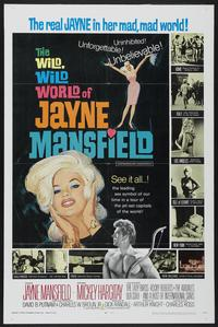 The Wild, Wild World of Jane Mansfield - 11 x 17 Movie Poster - Style B