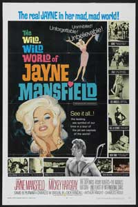 The Wild, Wild World of Jane Mansfield - 43 x 62 Movie Poster - Bus Shelter Style A