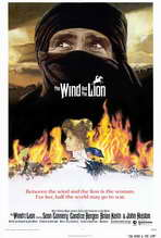 Wind and the Lion, The - 27 x 40 Movie Poster - Style A