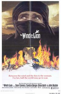 Wind and the Lion, The - 11 x 17 Movie Poster - Style A