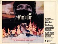 Wind and the Lion, The - 11 x 14 Movie Poster - Style A