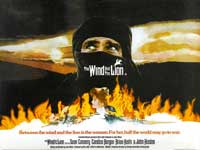 Wind and the Lion, The - 30 x 40 Movie Poster UK - Style A