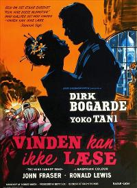 Wind Cannot Read - 11 x 17 Movie Poster - Danish Style A