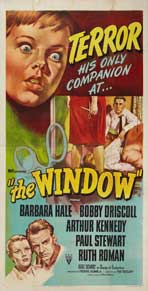 The Window - 20 x 40 Movie Poster - Style A