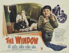 The Window - 11 x 14 Movie Poster - Style B