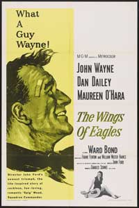 The Wings of Eagles - 11 x 17 Movie Poster - Style B