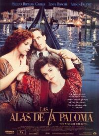 The Wings of the Dove - 11 x 17 Movie Poster - Spanish Style A