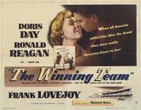 The Winning Team - 11 x 14 Movie Poster - Style B