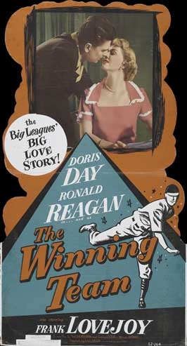 The Winning Team - 20 x 40 Movie Poster - Australian Style A