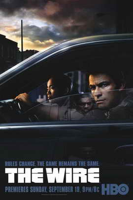 The Wire - 11 x 17 TV Poster - Style B
