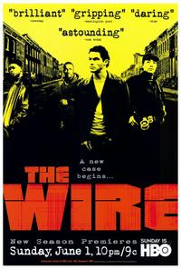 The Wire - 27 x 40 TV Poster - Style A