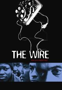 The Wire - 27 x 40 TV Poster - Style C
