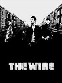 The Wire - 27 x 40 TV Poster - Style D