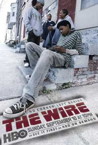 The Wire - 11 x 17 TV Poster - Style L