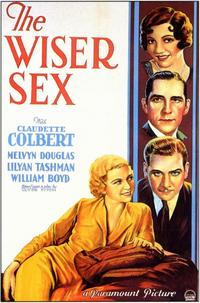 The Wiser Sex - 27 x 40 Movie Poster - Style A