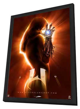 The Witchblade - 11 x 17 Movie Poster - Style A - in Deluxe Wood Frame