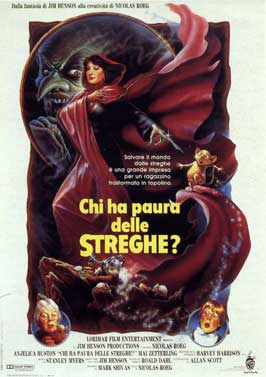 The Witches - 11 x 17 Movie Poster - Italian Style A