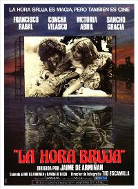 The Witching Hour - 27 x 40 Movie Poster - Spanish Style A