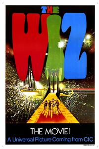 The Wiz - 11 x 17 Movie Poster - Australian Style A