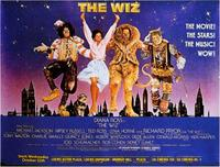 The Wiz - 11 x 14 Movie Poster - Style D
