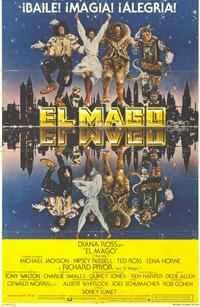 The Wiz - 11 x 17 Movie Poster - Spanish Style A