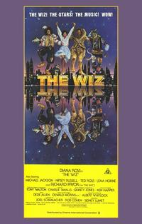 The Wiz - 11 x 17 Movie Poster - Style C