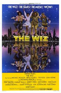 The Wiz - 11 x 17 Movie Poster - Style A - Museum Wrapped Canvas