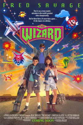 The Wizard - 11 x 17 Movie Poster - Style A