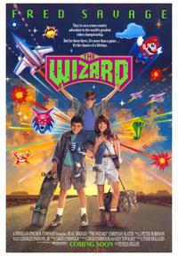 The Wizard - 43 x 62 Movie Poster - Bus Shelter Style A