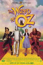 The Wizard of Oz - 11 x 17 Movie Poster - Style B