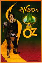 The Wizard of Oz - 11 x 17 Movie Poster - Style F