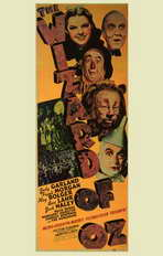 The Wizard of Oz - 11 x 17 Movie Poster - Style L