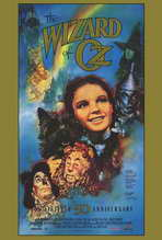 The Wizard of Oz - 27 x 40 Movie Poster - Style B