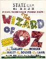 The Wizard of Oz - 43 x 62 Movie Poster - Bus Shelter Style D