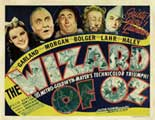 The Wizard of Oz - 11 x 17 Movie Poster - Style Q