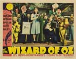 The Wizard of Oz - 11 x 14 Movie Poster - Style T