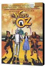 The Wizard of Oz - 11 x 17 Movie Poster - Style A - Museum Wrapped Canvas