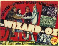 The Wizard of Oz - 11 x 14 Movie Poster - Style A