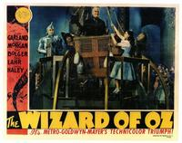 The Wizard of Oz - 11 x 14 Movie Poster - Style B