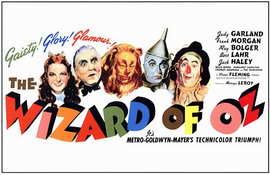 The Wizard of Oz - 11 x 17 Movie Poster - Style A