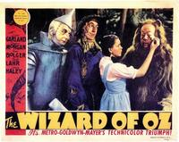 The Wizard of Oz - 11 x 14 Movie Poster - Style C