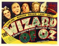 The Wizard of Oz - 11 x 14 Movie Poster - Style D